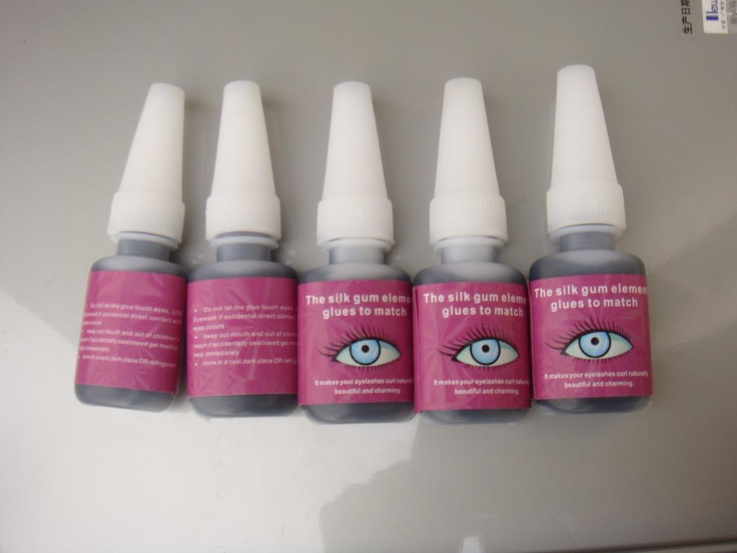 Glue In The Dark Organic Permanent Makeup Tattoo Ink